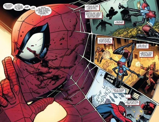 From – Spider-Man – Deadpool #14