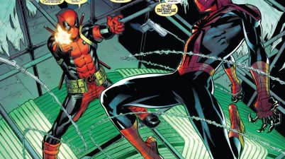 Spider-Man – Deadpool #18