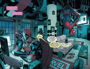 From – Spider-Man – Deadpool #9