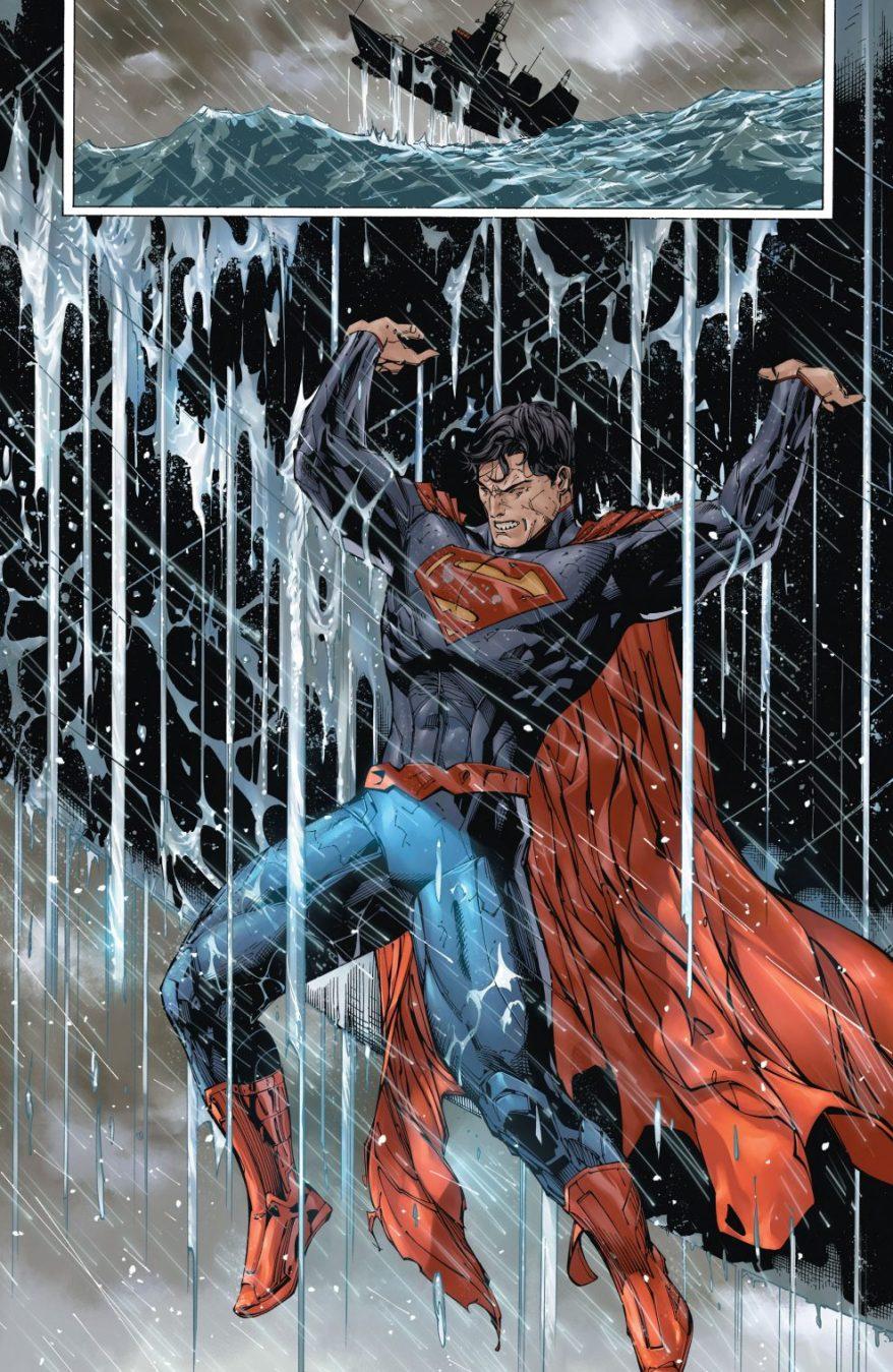 Superman (Superman - Wonder Woman #2)