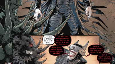 The Batman Who Laughs Recruits The Devastator 1
