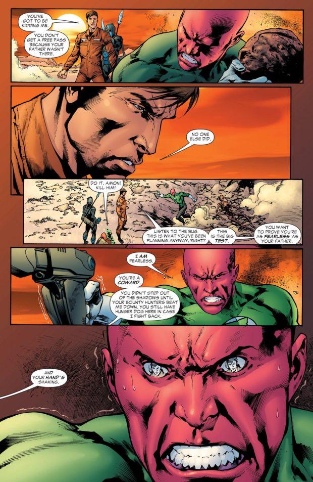 Why Amon Sur Became Evil
