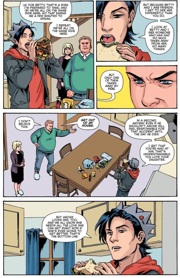 Why Jughead Is An Amazing Friend