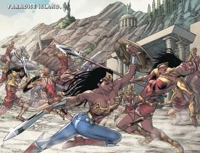 Wonder Woman Nubia (Injustice II)