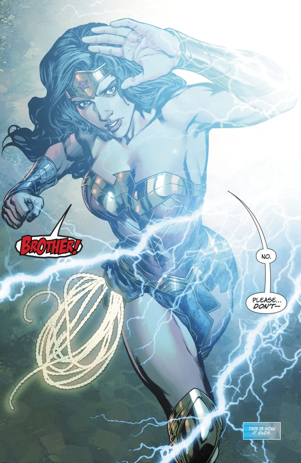 Wonder Woman Vol. 5 #31