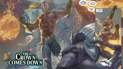 Aquaman Vol 8 #31