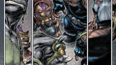 Bebop And Rocksteady Joins Bane
