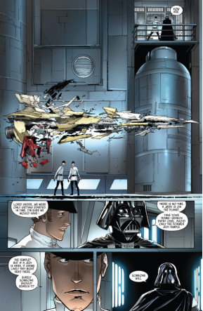 Darth Vader As A Crime Scene Investigator