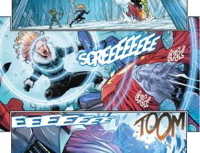 Green Arrow And Black Canary VS Eradicator (Injustice II)