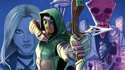 green arrow volume 6