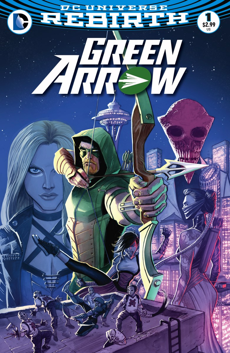 green arrow volume 6