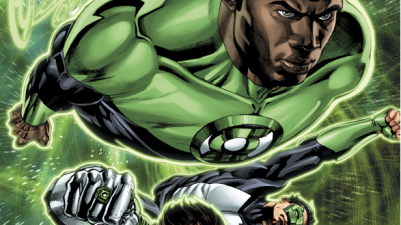Green Lanterns From Earth (Hal Jordan And The Green Lantern Corps #34)