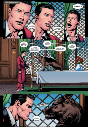How Ace Became Batman's Dog (Rebirth)