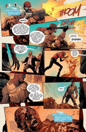 John Diggle VS The Ninth Circle