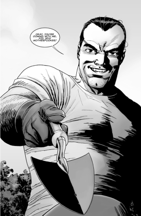 Negan (The Walking Dead #174)
