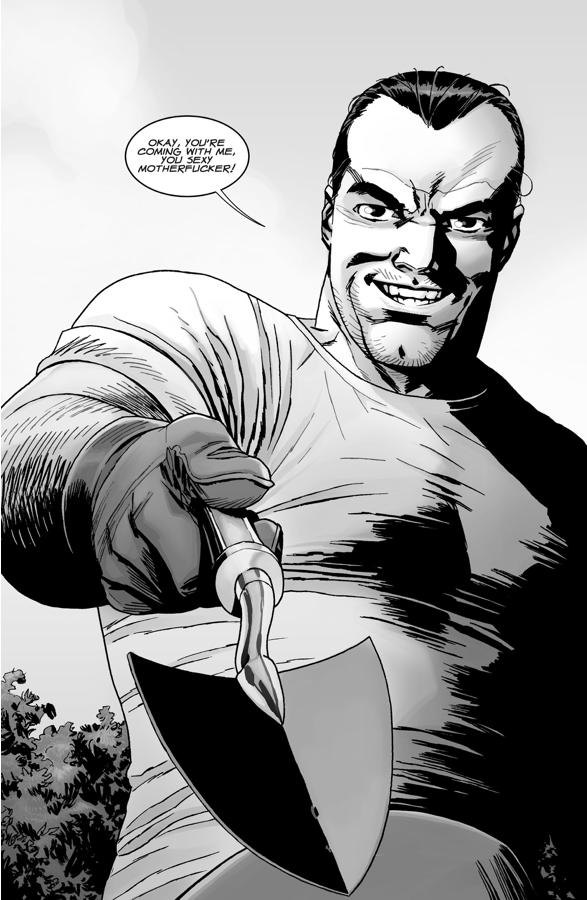 Negan (The Walking Dead #174)