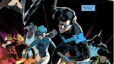 Nightwing Vol. 4 #34
