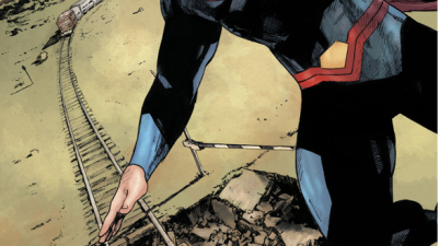 Superman (Batman Vol. 3 #36)