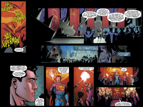 Superman Becomes Ruler Of Apokolips (Rebirth)