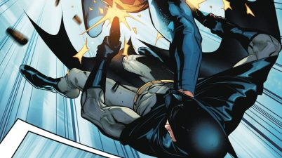 Superman VS Batman Tim Drake (Rebirth)