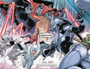 Superman's Eradicators (Injustice II)
