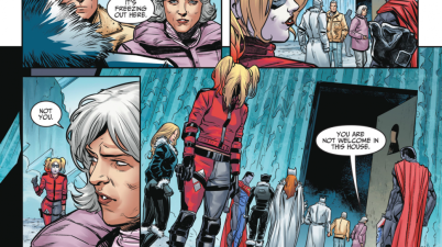 The Kents Hate Harley Quinn (Injustice II)