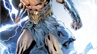 Zeus (Wonder Woman Vol. 5 #36)