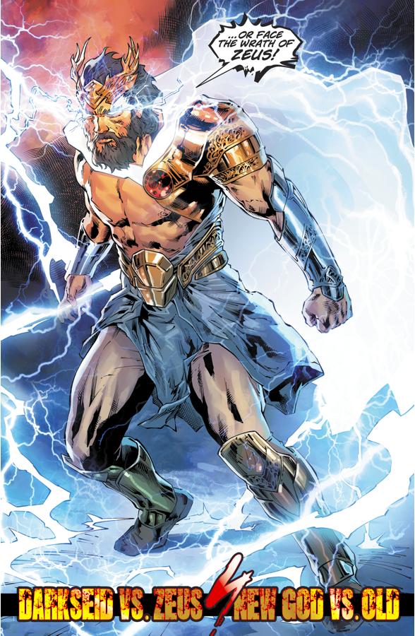 Zeus (Wonder Woman Vol. 5 #36)