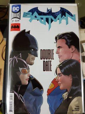 batman volume 3 #37 date night