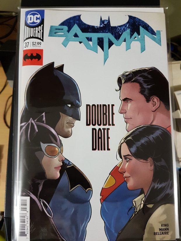 batman volume 3 #37 date night
