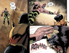 Amazo VS Gorilla Grodd (Injustice II)