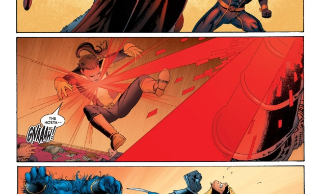Astonishing X-Men VS Ord