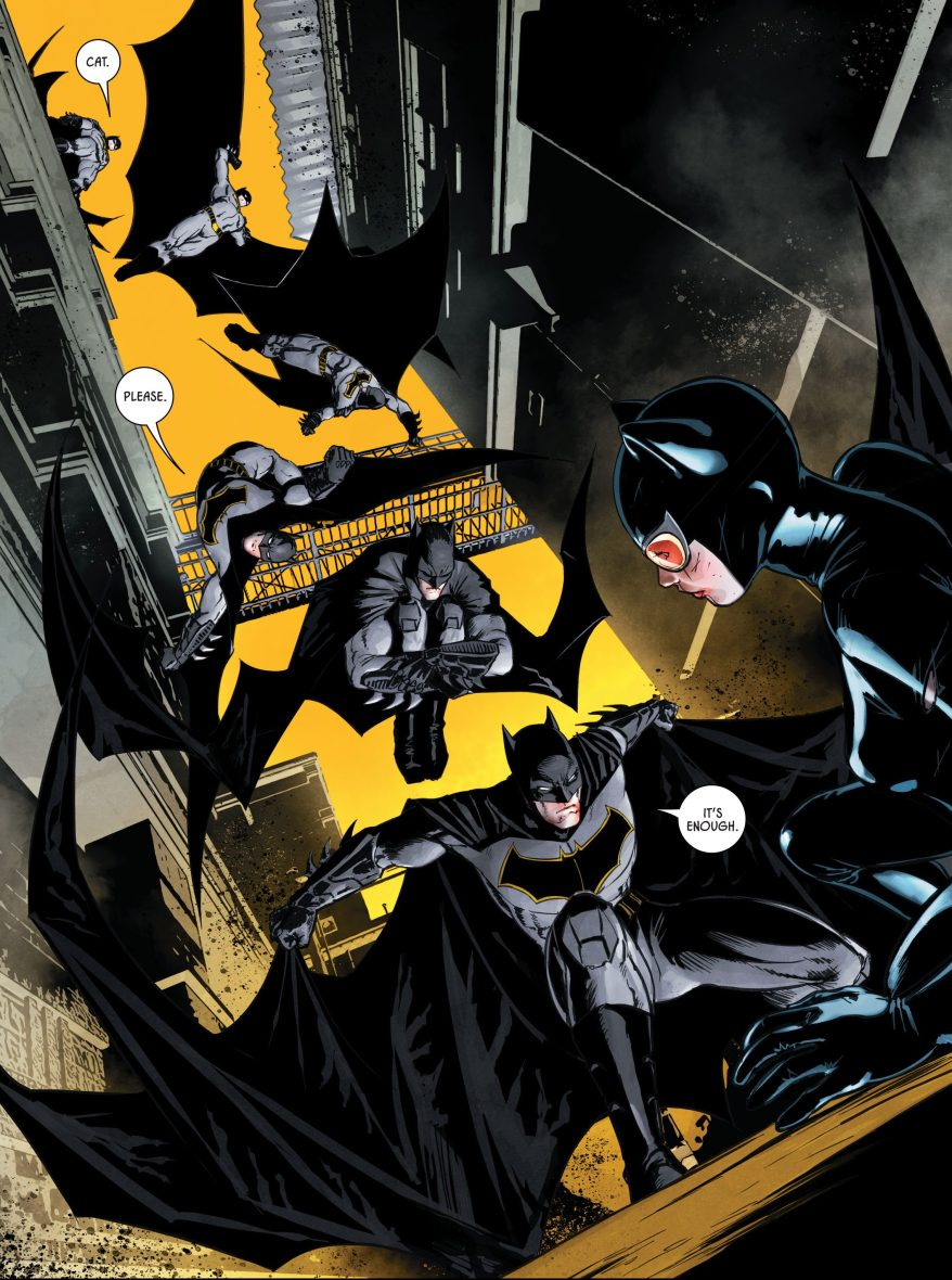 Batman And Catwoman (Batman Vol 3 #11)