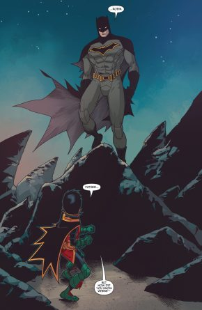 Batman And Robin (Teen Titans Vol. 6 #5)