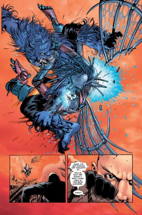 Beast VS Danger (Astonishing X-Men) 4