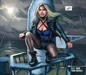 Black Canary (Green Arrow Vol 6 #3)