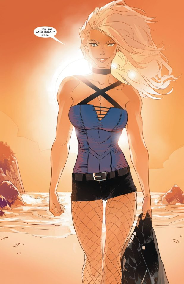 Black Canary (Green Arrow Vol 6 #8)