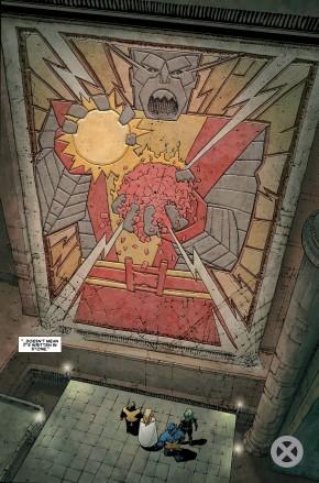 Breakworld's Prophecy On Colossus