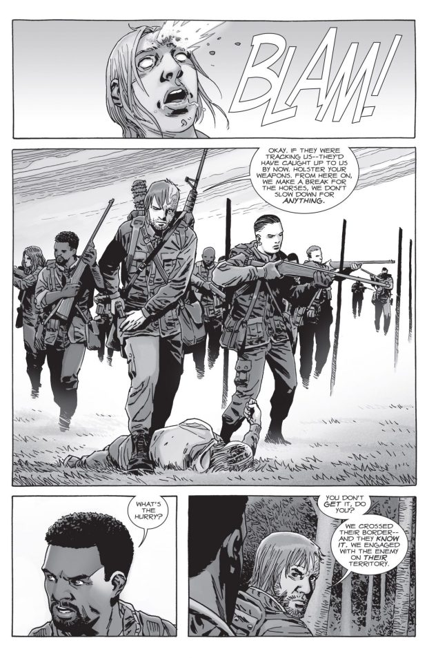 Dwight (The Walking Dead #155)