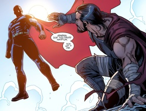 General Zod's Hallucinations From Fear Gas (Injustice II)
