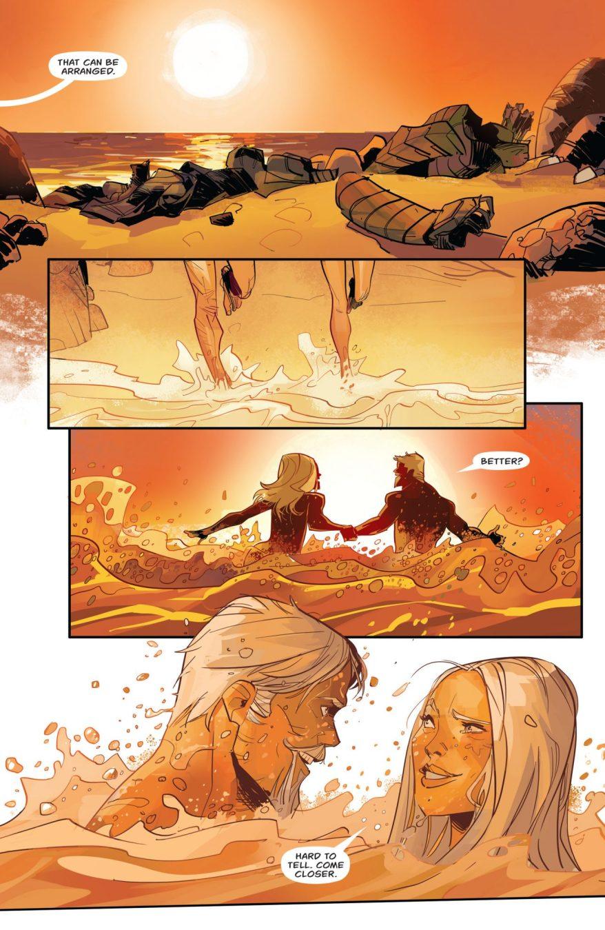 Green Arrow And Black Canary (Green Arrow Vol 6 #8)
