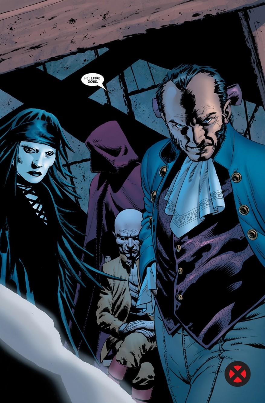Hellfire Club (Astonishing X-Men)