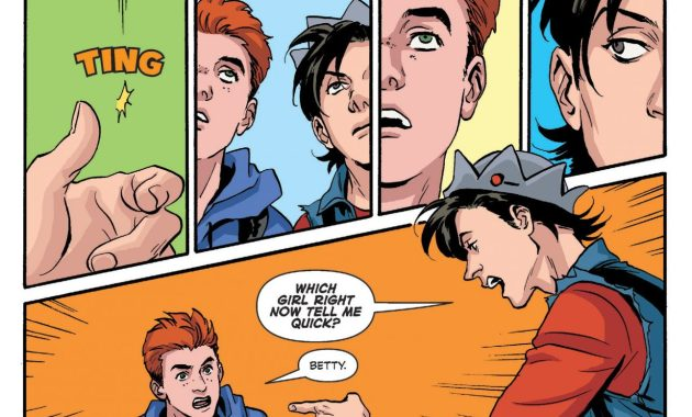 How Archie Chose Between Betty And Veronica