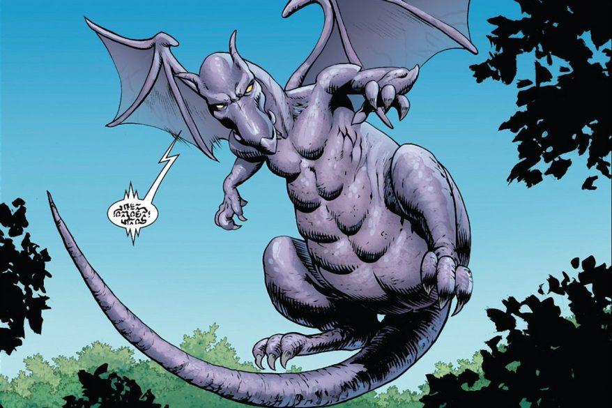 Lockheed (Astonishing X-Men Vol 3 #17)