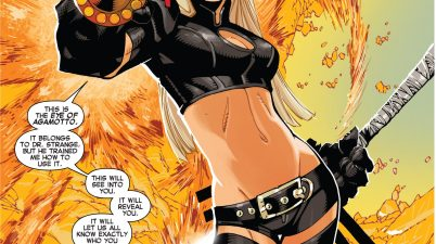 Magik (Uncanny X-Men Vol. 3 #29)