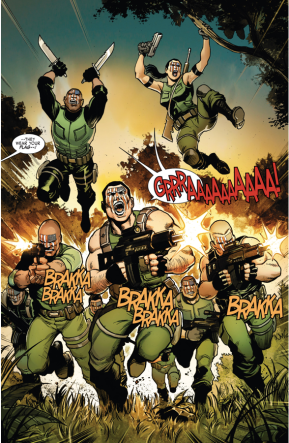 Nuke Platoon (Weapon X)