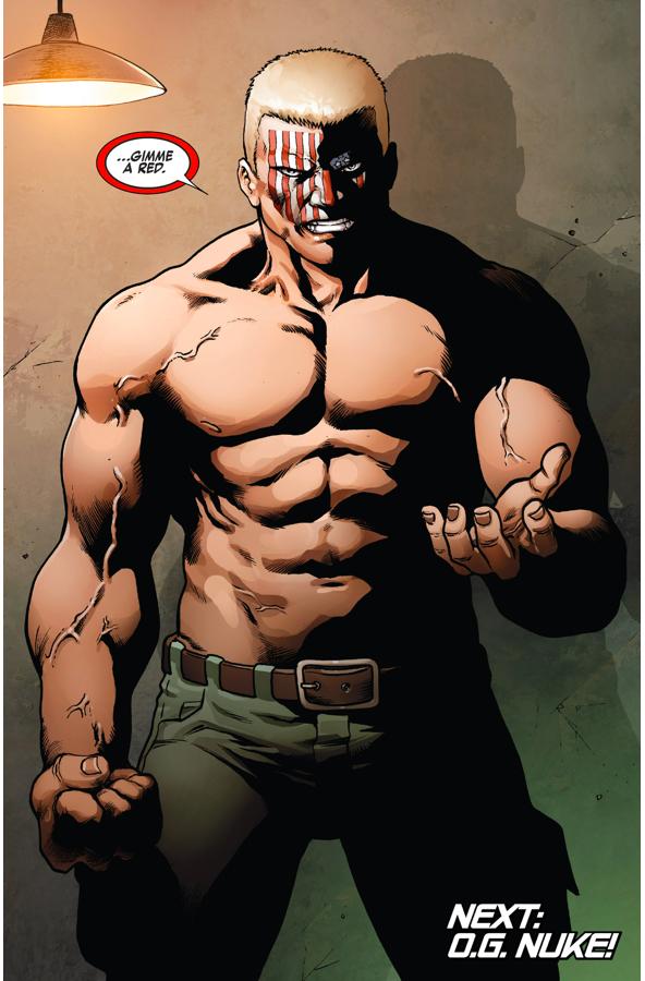 Nuke (Weapon X Vol. 3 #12)