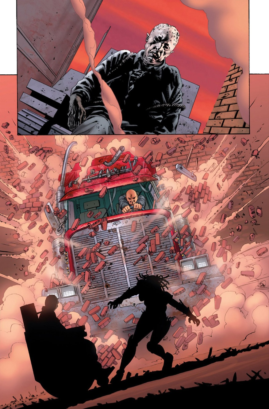 Professor X VS Danger (Astonishing X-Men)