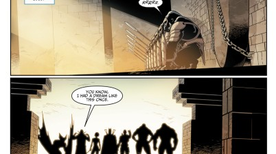 Suicide Squad VS Gorillas (Injustice II)