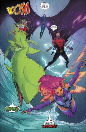 Teen Titans Vol. 6 #14